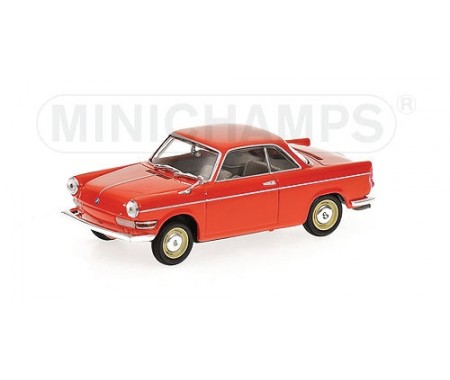 BMW 700 SPORT COUPE - 1960 - RED