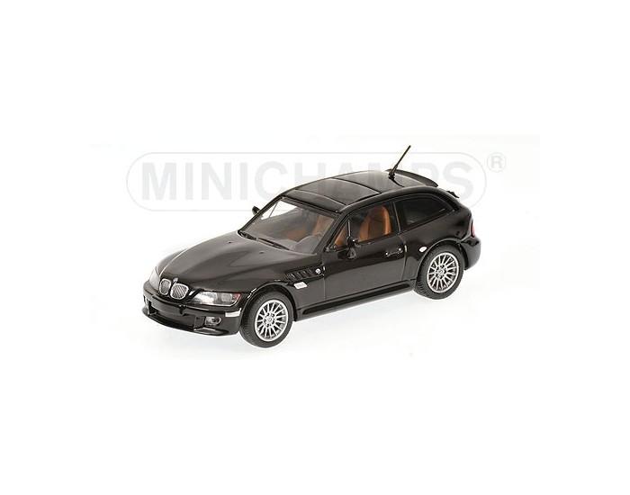 BMW Z3 COUPE - 1999 - BLACK METALLIC