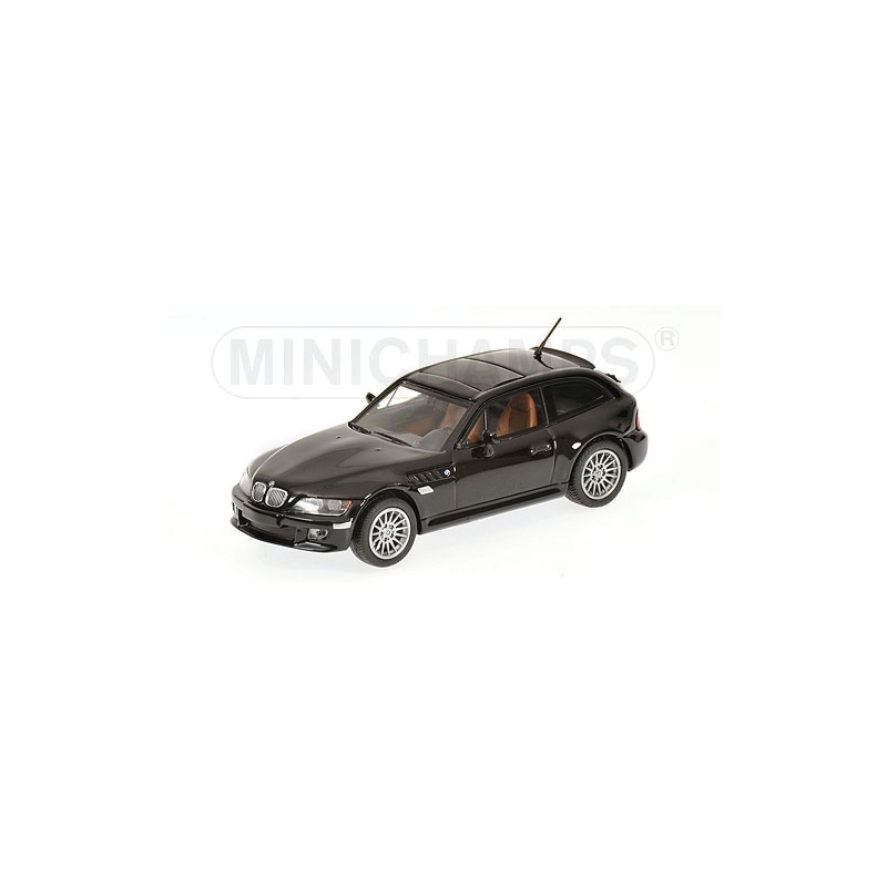 Bmw Z3 Black: MINICHAMPS BMW Z3 COUPE