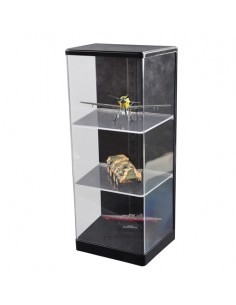Trumpeter - 09847 - Display Case 165 mm x 120 mm x 360 mm  - Hobby Sector