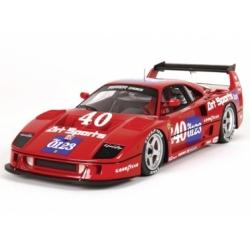 Ferrari F40 LM IMSA Topeka 1989