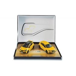Coffret Renault Sport Clio R.S.16 & Megane R.S. 2017