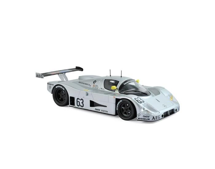 Sauber Mercedes C9 Winner 24h Le Mans 1989 Maas/Reuter/Dickens