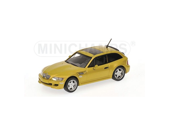 BMW M COUPE - 1999 - YELLOW METALLIC