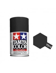 Black 100ml Acrylic Spray