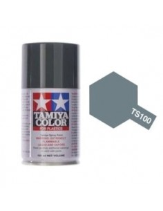 Semi-Gloss Bright Gun Metal 100ml Acrylic Spray