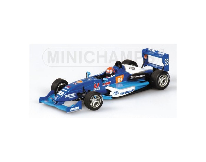 DALLARA MUGEN HONDA F302 - NELSON ANGELO PIQUET - RUNNER UP BRITISH CHAMPIONSHIP 2003 - F3 2003