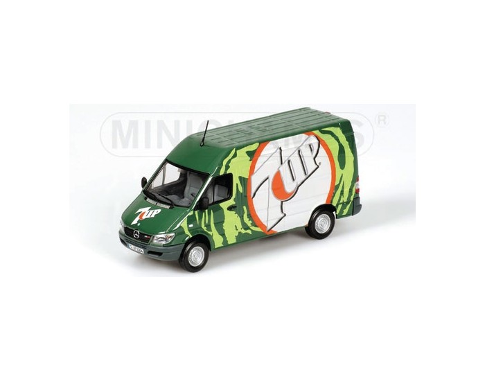 MERCEDES-BENZ SPRINTER (W901-905) - KASTEN - 2001 - ´SEVEN UP´