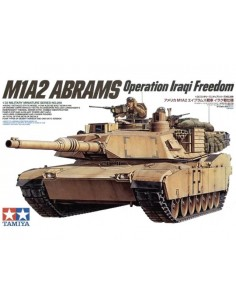 M1A2 Abrams Operation Iraqi Freedom