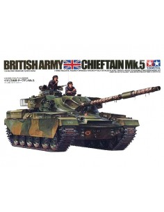 British Army Chieftain Mk.5
