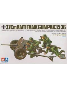 3,7cm Anti-Tank Gun (PaK35/36)