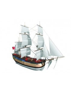 Billing Boats - BB514 - HMS Endeavour  - Hobby Sector