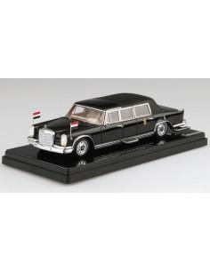 Mercedes 600 Pullman Landaulet 1978 Saddam Hussein, President of Iraq