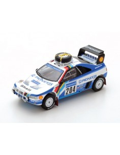 Peugeot 405 T16 Grand Raid Paris Dakar 1988