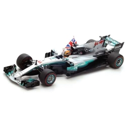 Mercedes AMG F1 W08 EQ Power Mexican GP 2017 World champion