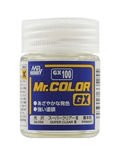 Mr. Color GX Super Clear III 18ml