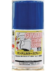 Gundam Color Spray MS Blue 100 ml