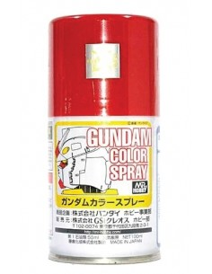Gundam Color Spray MS Red 100 ml