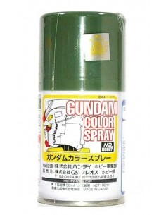 Gundam Color Spray MS Deep Green 100 ml