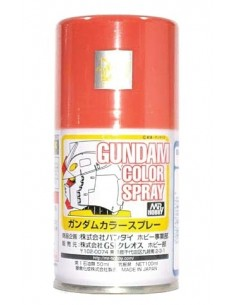 Gundam Color Spray MS Char's Pink 100 ml