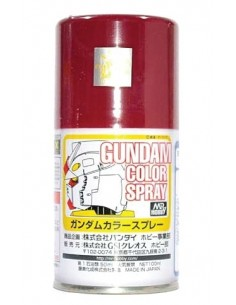 Gundam Color Spray MS Char's Red 100 ml