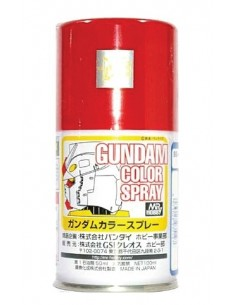 Gundam Color Spray MS Sazabi Red 100 ml