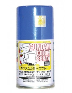Gundam Color Spray A.E.U.G.'s MS Blue 100 ml
