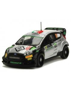 FORD FIESTA RS WRC R5 No.37 RALLYE MONTE CARLO 2016