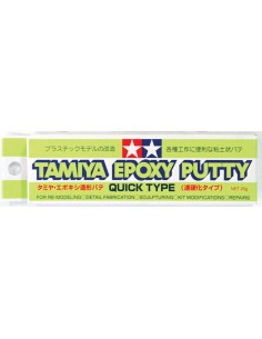 Tamiya Epoxy Putty Quick Type 25g