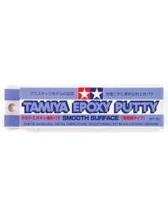 Tamiya - 87052 - Tamiya Epoxy Putty Smooth Surface 25g  - Hobby Sector