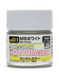 Gundam Color MS White 10 ml