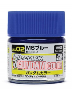 Gundam Color MS Blue 10 ml