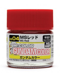 Gundam Color MS Red 10 ml