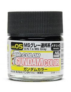 Gundam Color U.N.T.'s MS Gray 10 ml