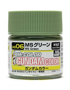 Gundam Color MS Green 10 ml