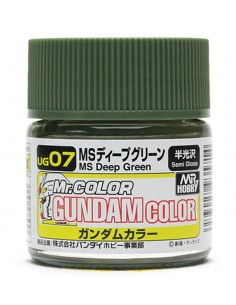 Gundam Color MS Deep Green 10 ml