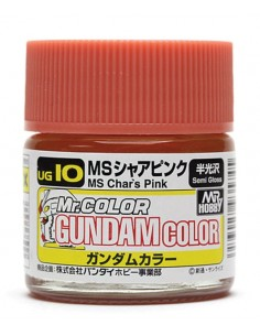Gundam Color Zeon's MS Gray 10 ml