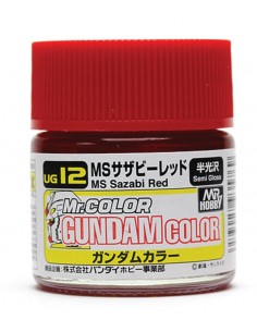 Gundam Color MS Sazabi Red 10 ml