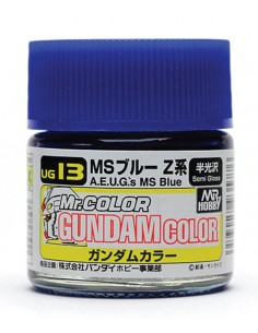 Gundam Color A.E.U.G.'s MS Blue 10 ml