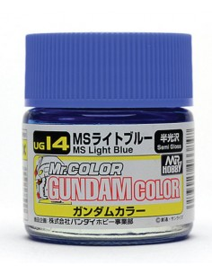Gundam Color MS Light Blue 10 ml
