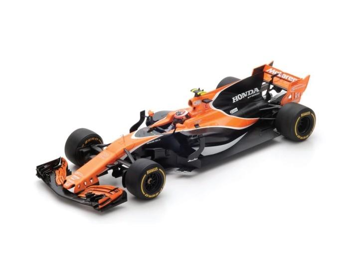 McLaren Honda MCL32 Stoffel Vandoorne n.2 Australian GP 2017