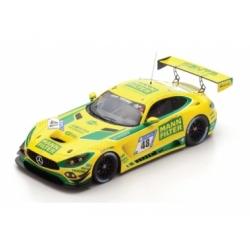 Mercedes-AMG GT3 No.48 24H Nürburgring 2017