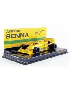 LOTUS HONDA 99T AYRTON SENNA WINNER MONACO GP 1987