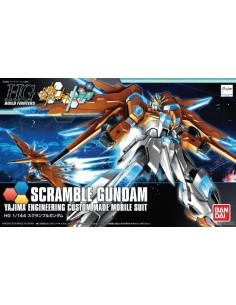 HG Try Scramble Gundam