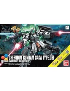 HG Battlogue Cherudim Gundam Saga Type.GBF