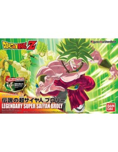 Dragon Ball Z Legendary Super Saiyan Broly