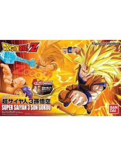 Dragon Ball Z Super Saiyan 3 Son Gokou