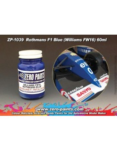 Rothmans Blue Williams Renault FW16 60ml (Pre-thinned)