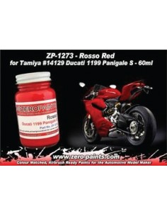 Rosso Red Ducati 1199 Panigale 60ml (Pre-thinned)