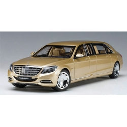 MERCEDES MAYBACH S 600 PULLMAN 2015